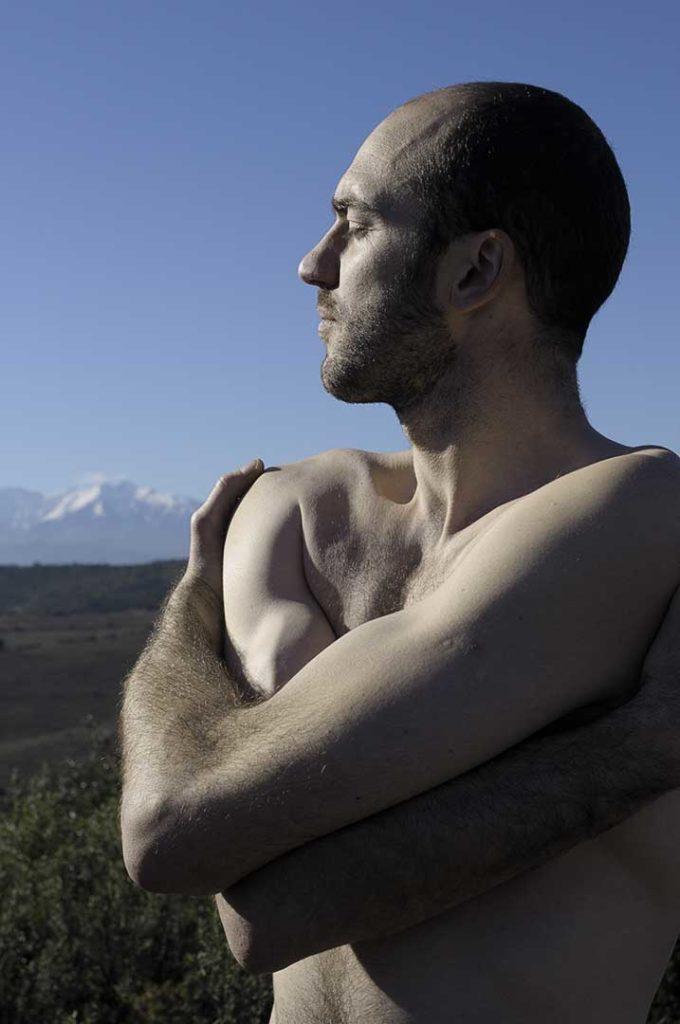 Lionel Gauby, photo Emmanuel Perrin