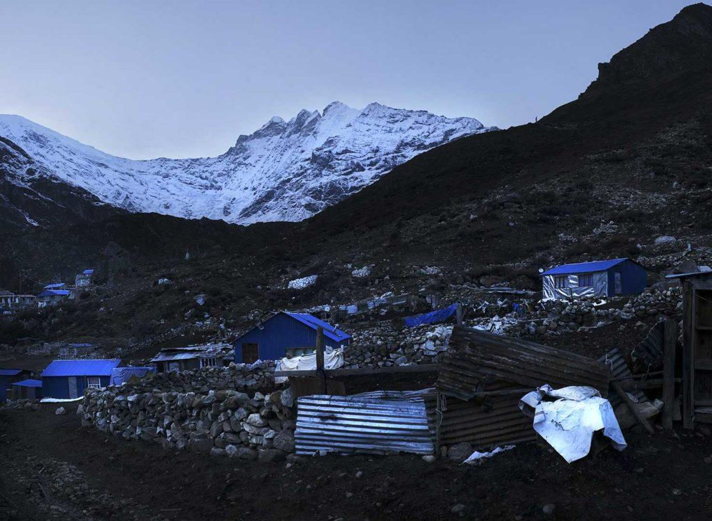Népal, Langtang, panoramique, Himalaya, photo Emmanuel Perrin