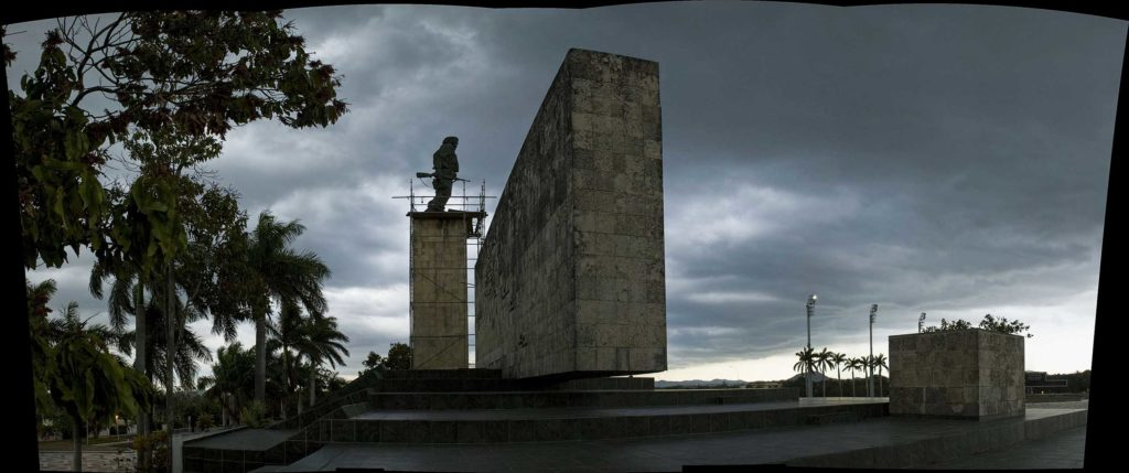 Cuba, Santa-Clara, Che Guevara, monument, photo Emmanuel Perrin