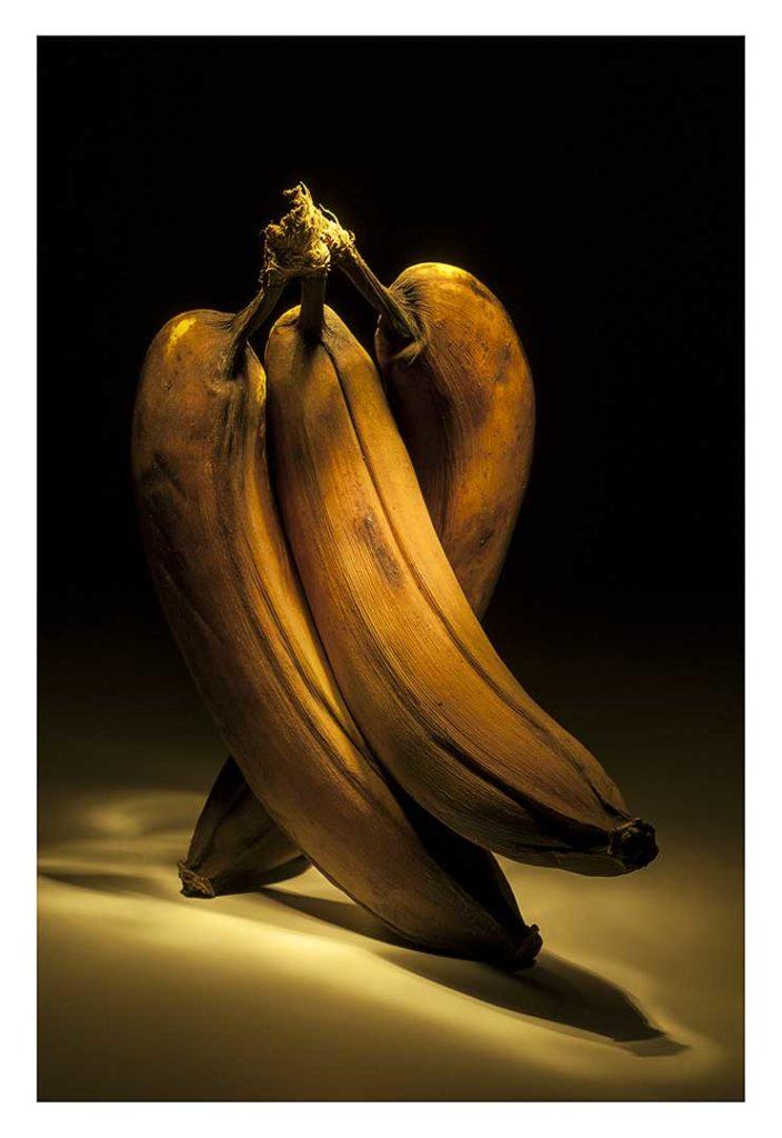 bananes plantins, bio, photo Emmanuel Perrin