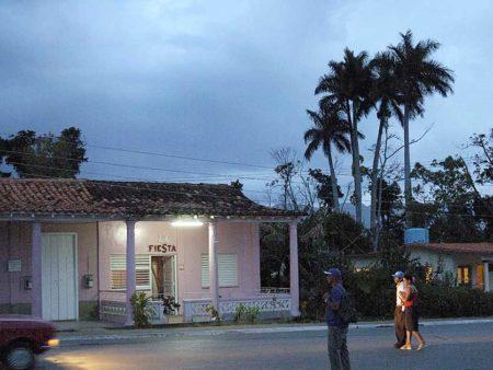 Cuba, scène de rue, la fiesta, photo Emmanuel Perrin